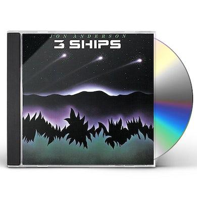 Jon Anderson 3 SHIPS CD