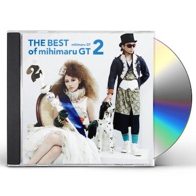 mihimaru GT BEST OF CD