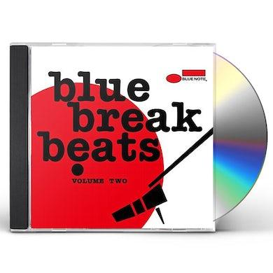 BLUE BREAK BEATS 2 / VARIOUS CD