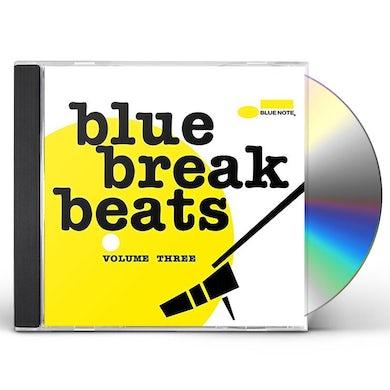 Blue Break Beats 3 / Various CD
