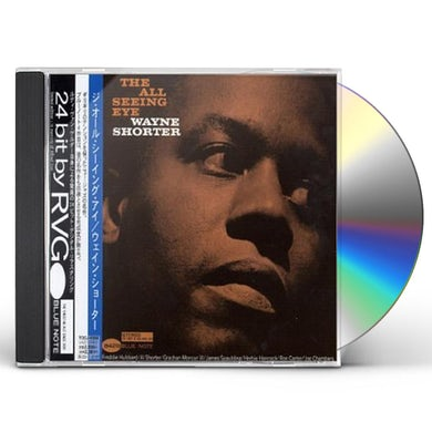 Wayne Shorter ALL SWWING EYE CD