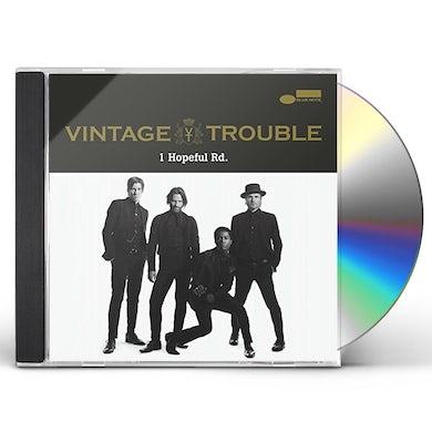 Vintage Trouble 1 HOPEFUL RD. CD