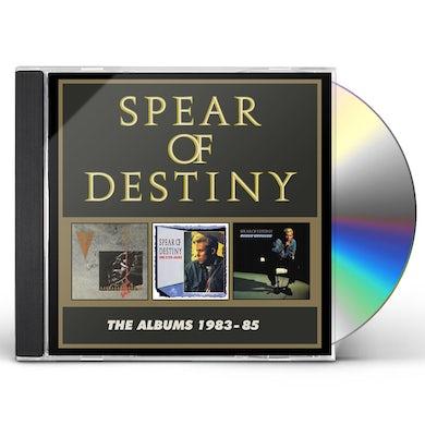 Spear Of Destiny ALBUMS 1983-1985 CD