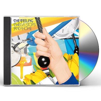 Feeling TWELVE STOPS & HOME (3CD+DVD PAL REGION 0) CD