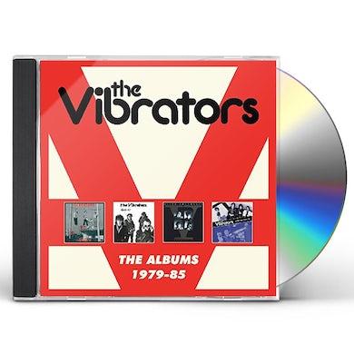 The Vibrators ALBUMS 1979-1985 CD