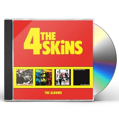 4 Skins ALBUMS CD
