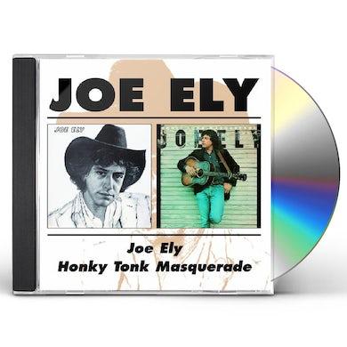 Joe Ely HONKY TONK MASQUERADE CD