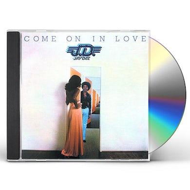 J Dilla COME ON IN LOVE CD