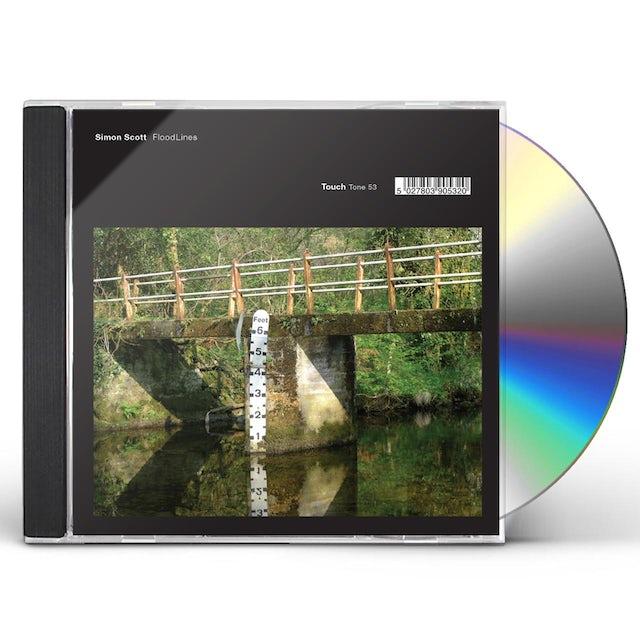 Simon Scott FLOODLINES CD