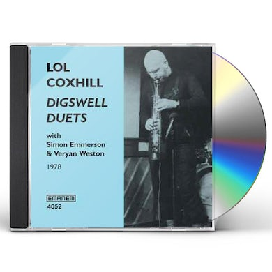 Lol Coxhill DIGSWELL DUETS CD