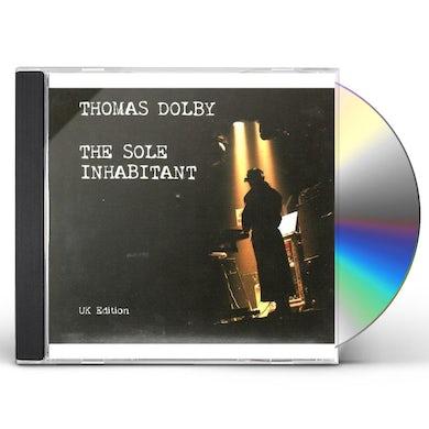 Thomas Dolby SOLE INHABITANT CD