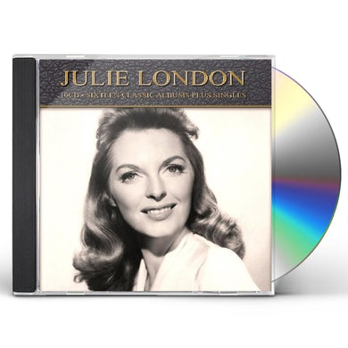 Julie London 16 CLASSIC ALBUMS CD