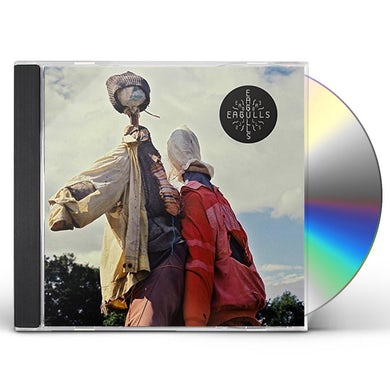 Eagulls ULLAGES CD