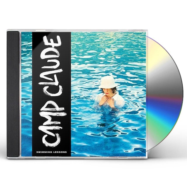Camp Claude SWIMMING LESSONS CD