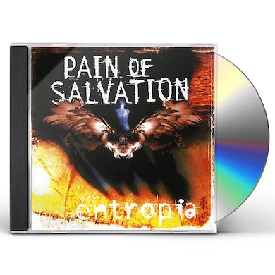 PAIN OF SALVATION ENTROPIA CD