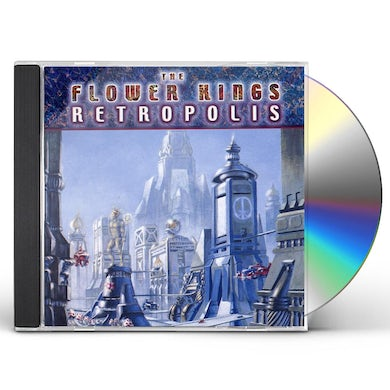 The Flower Kings RETROPOLIS CD