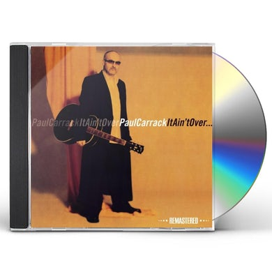 Paul Carrack IT AIN'T OVER CD