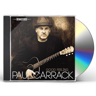 Paul Carrack GOOD FEELING CD