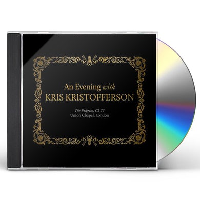 Kris Kristofferson AN EVENING WITH: LIVE IN LONDON CD