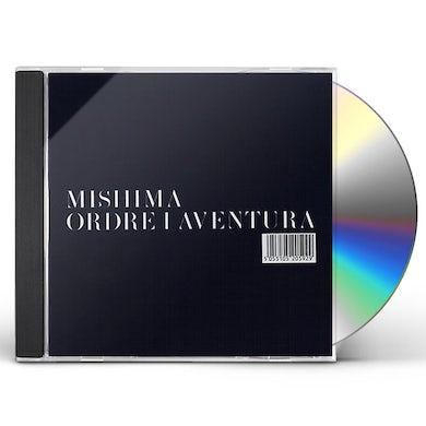 Mishima ORDER I AVENTURA CD