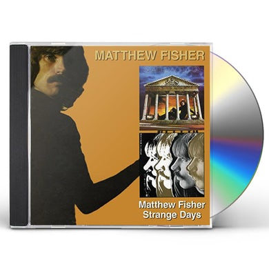 Matthew Fisher STRANGE DAYS CD