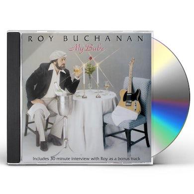 Roy Buchanan MY BABE CD