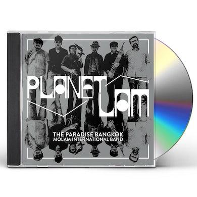PARADISE BANGKOK MOLAM INTERNATIONAL BAND PLANET LAM CD