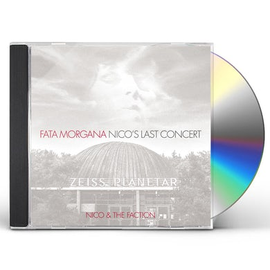 Nico FATA MORGANA CD
