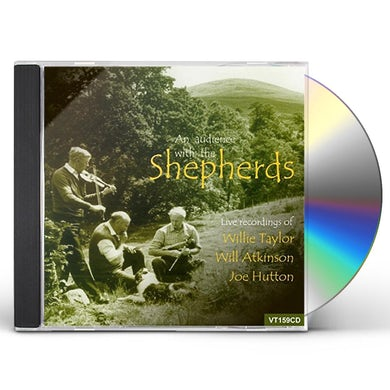 AUDIENCE WITH THE SHEPHERDS CD