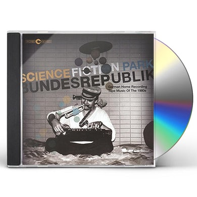 SCIENCE FICTION PARK BUNDESREPUBLIK / VARIOUS CD