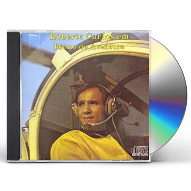 Roberto Carlos EM RITMO DE AVENTURA CD