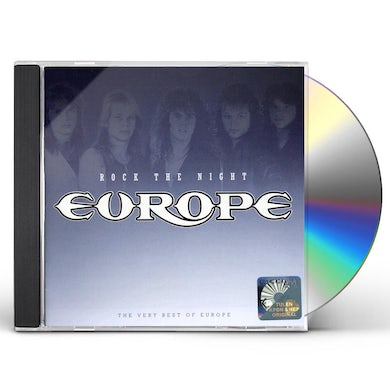 ROCK THE NIGHT: VERY BEST OF EUROPE CD