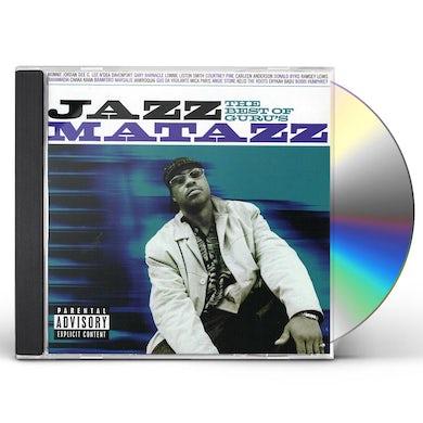 BEST OF GURU'S JAZZMATAZZ CD