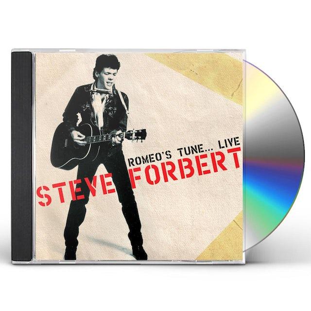 Steve Forbert ROMEO'S TUNE... LIVE CD