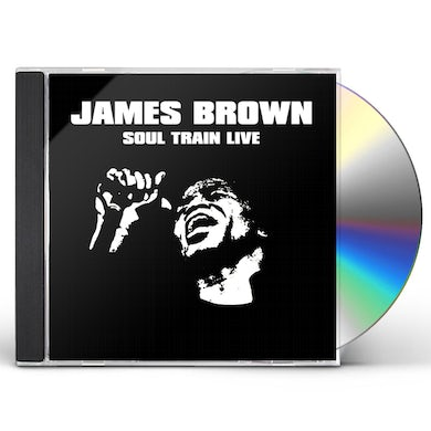 James Brown SOUL TRAIN LIVE CD