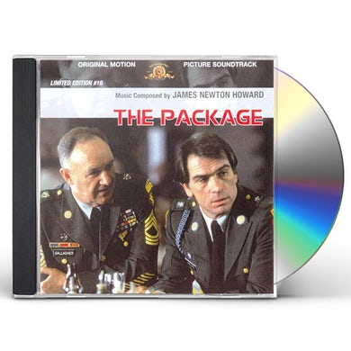 James Newton Howard PACKAGE / Original Soundtrack CD
