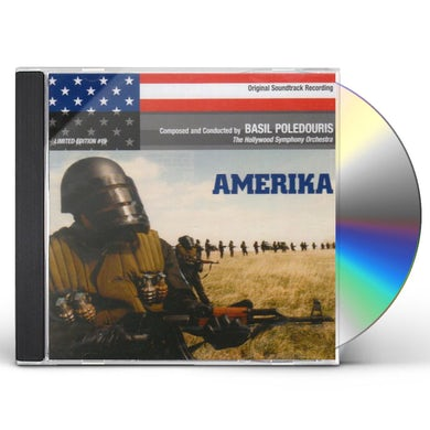 Basil Poledouris AMERIKA / Original Soundtrack CD