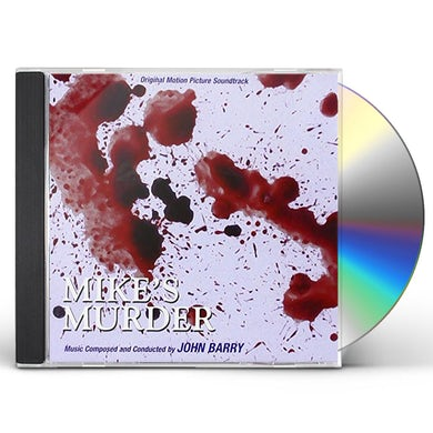 John Barry MIKE'S MURDER / Original Soundtrack CD