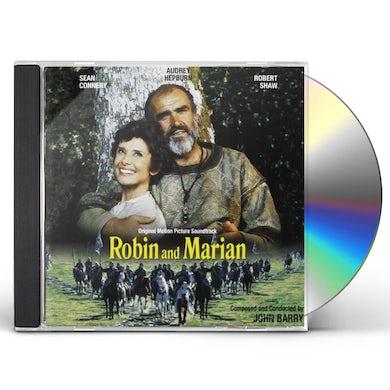 John Barry ROBIN & MARIAN / O.S.T. CD