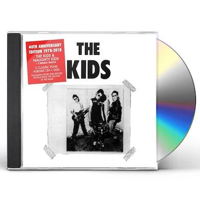 KIDS / NAUGHTY KIDS (40TH ANNIVERSARY 1978-2018) CD