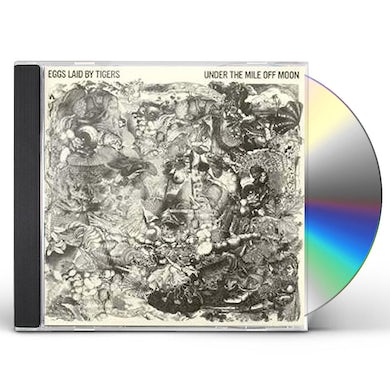 EGGS LAID BY TIGERS THIS RED-EYED EARTH CD