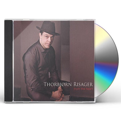 Thorbjorn Risager FROM THE HEART CD