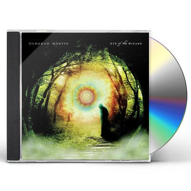 Deborah Martin EYE OF THE WIZARD CD