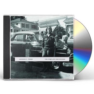 Jackson C Frank COMPLETE RECORDINGS CD