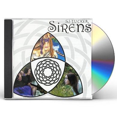 S.J. Tucker SIRENS CD