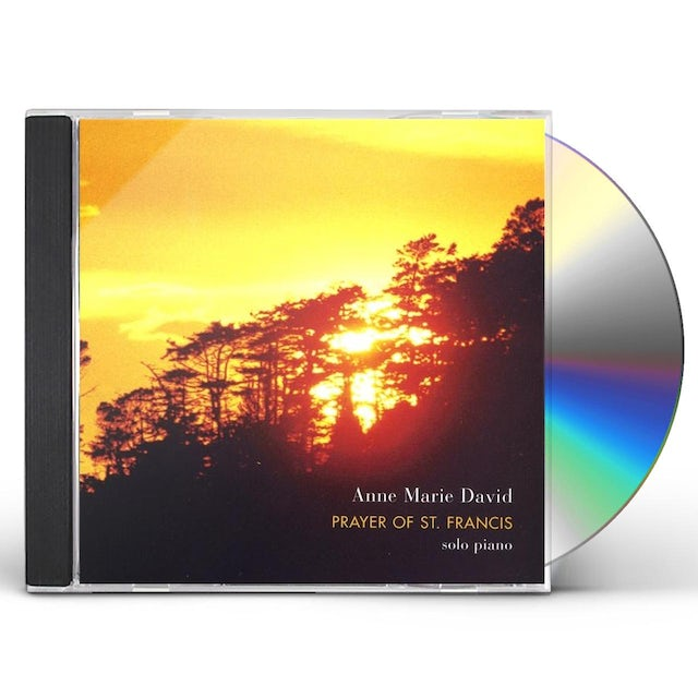 Anne Marie David PRAYER OF ST. FRANCIS CD