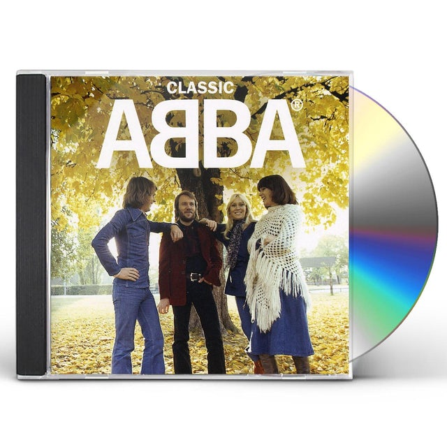 Abba CLASSIC: MASTERS COLLECTION CD