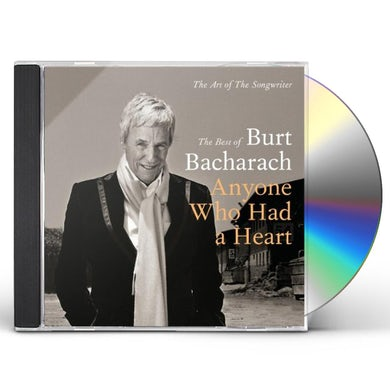 Burt Bacharach ANYONE WHO HAD A HEART: THE ART OF THE SONGWRITER CD