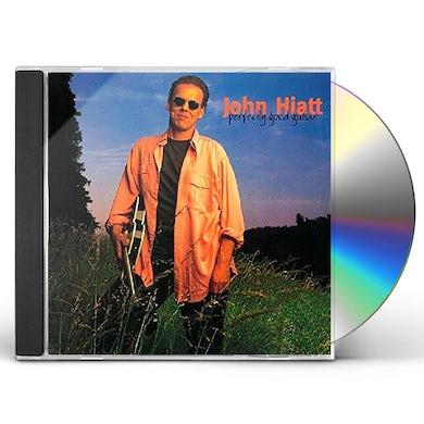 John Hiatt PERFECTLY GOOD GUITAR CD