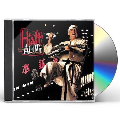 John Hiatt COMES ALIVE AT BUDOKAN CD